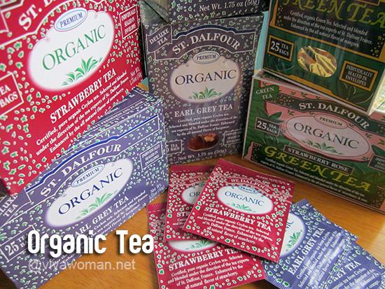 St-Dalfour-Organic Tea