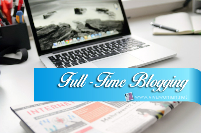full-time-blogging