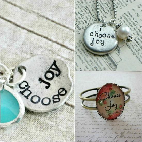 Choose Joy Fashion Accessories