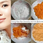 Song Hye Kyo Beauty Secret