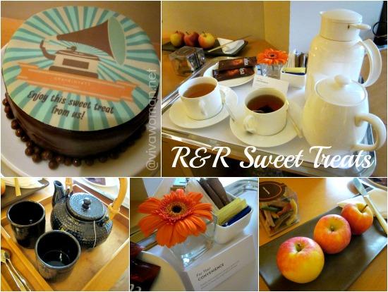 Sweet Treats Grand Hyatt Singapore