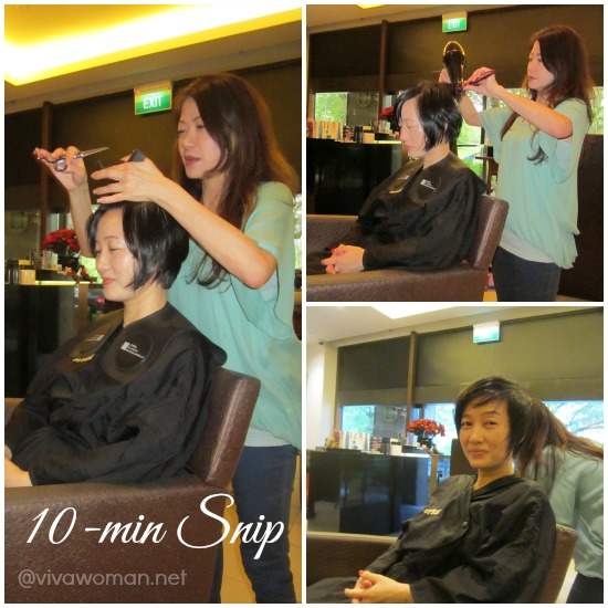 Backstage Hair Salon with Judy Koh