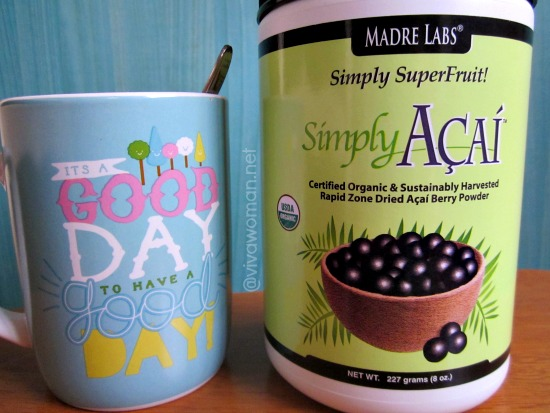 Madre Labs Simply Acai