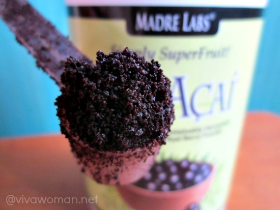 Madre Labs Simply Acai Organic Powder