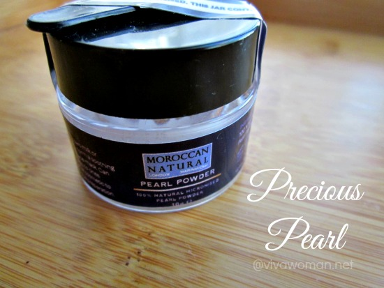 Moroccan Natural Pearl Powder