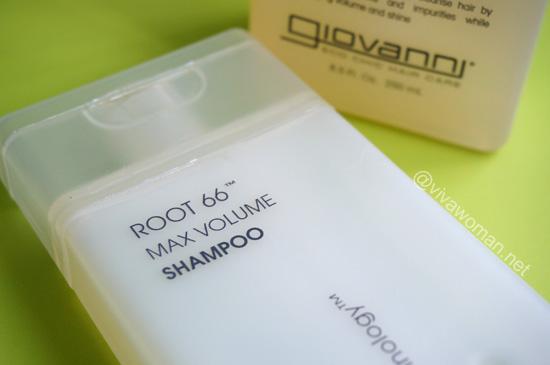 Giovanni Root 66 Max Volume Shampoo