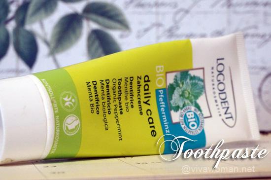 Logona Organic Toothpaste