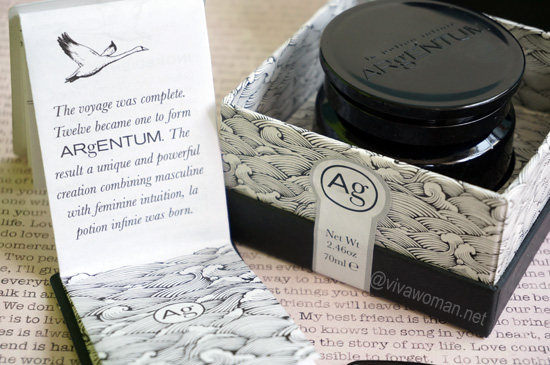 Enchanting tale of Argentum Apothecary La Potion Infinie