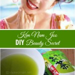 Kim Nam Joo DIY Beauty Secret