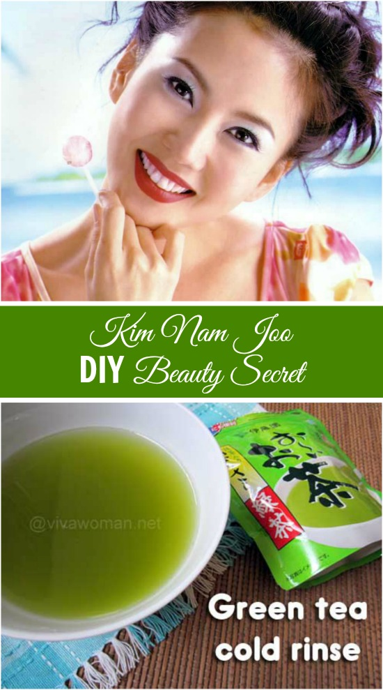Kim Nam Joo DIY Beauty Secret