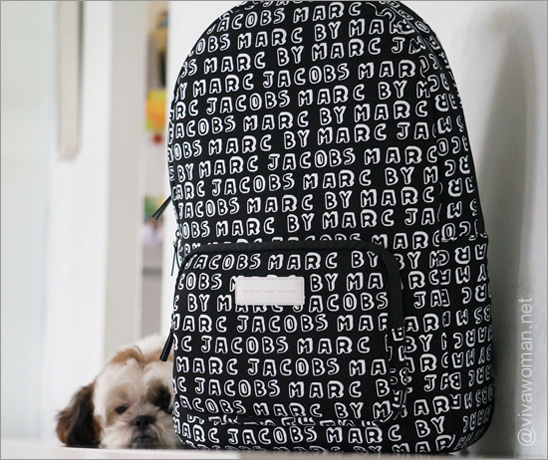 Marc By Marc Jacobs Dynamite Logo 13 Computer Backpack