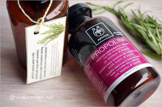 Apivita Women's Tonic Shampoo For Thinning Hair
