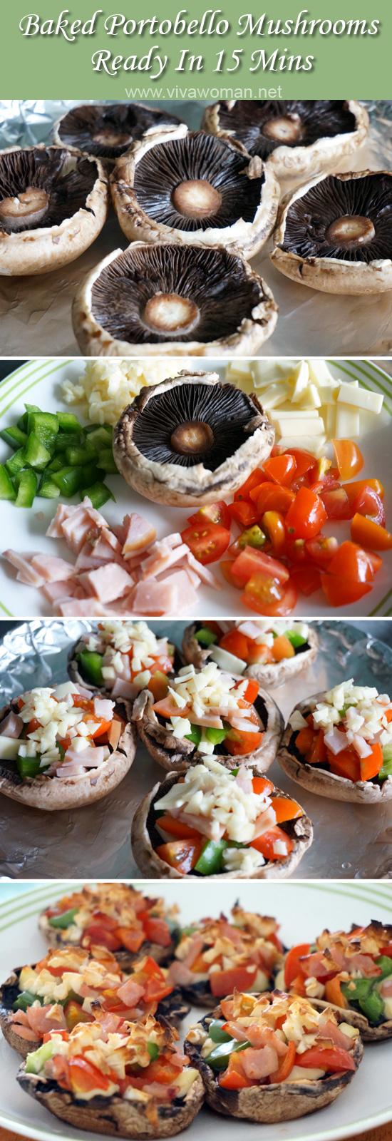 Baked-Portobello-Mushrooms