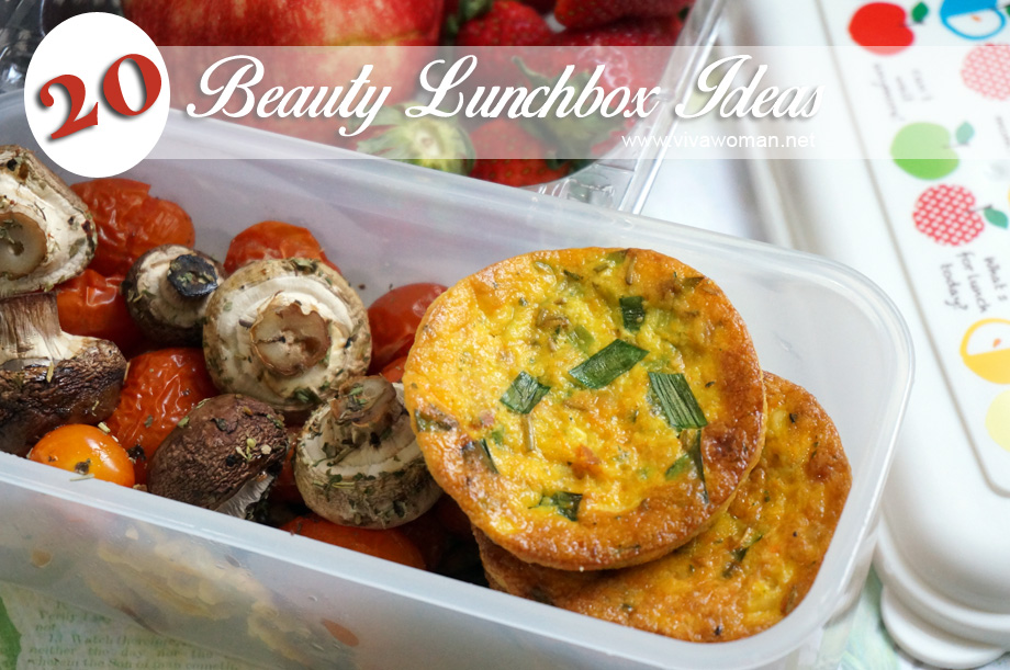 Beauty Lunchbox Ideas