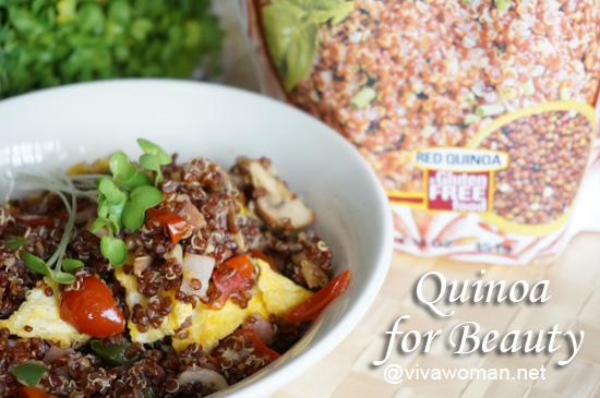 gluten-free-quinoa-for-beauty