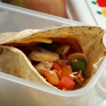 Healthy Wrap Lunchbox