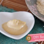 DIY Beauty: garbanzo bean flour brightening face mask