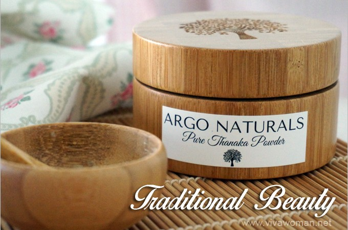 Get fairer skin with Argo Naturals Pure Thanaka Powder The DIY Way