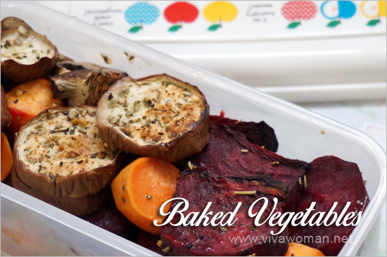 Baked-Vegetables-Lunchbox