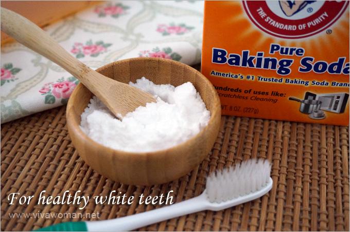 Baking-Soda-For-Healthy-White-Teeth