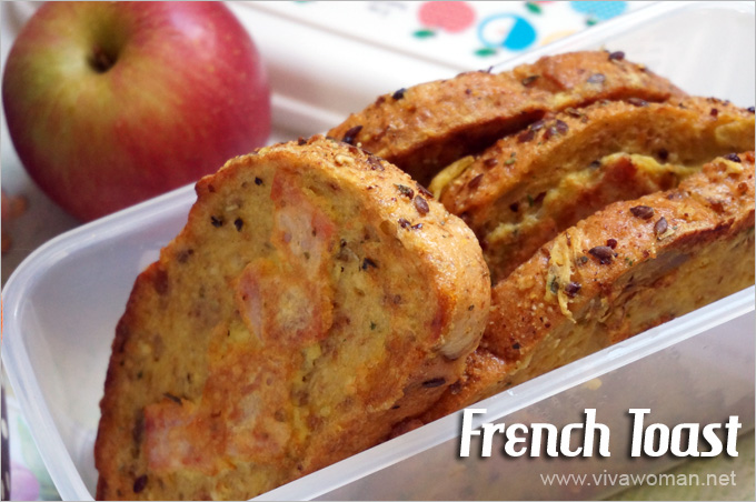 French-Toast-Lunchbox-Idea