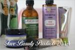 5 Beauty Favorites In 2014, My 2015 Beauty Resolutions