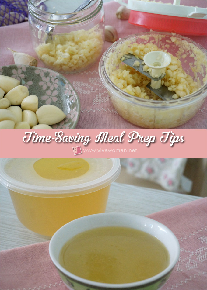 Time Saving Meal Preparation Tips