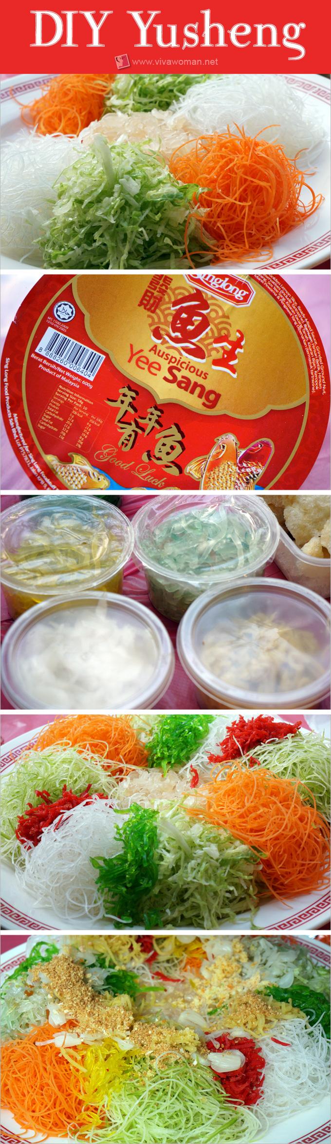 DIY-Yusheng