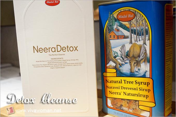 Flexi-cleanse and detox programs