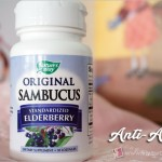 Nature's Way Original Sambucus Elderberry Lozenges