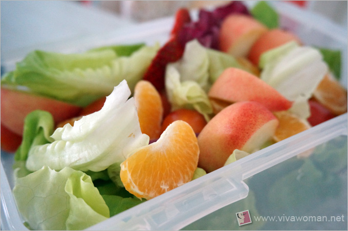 Fruit-Vegetable-Salad