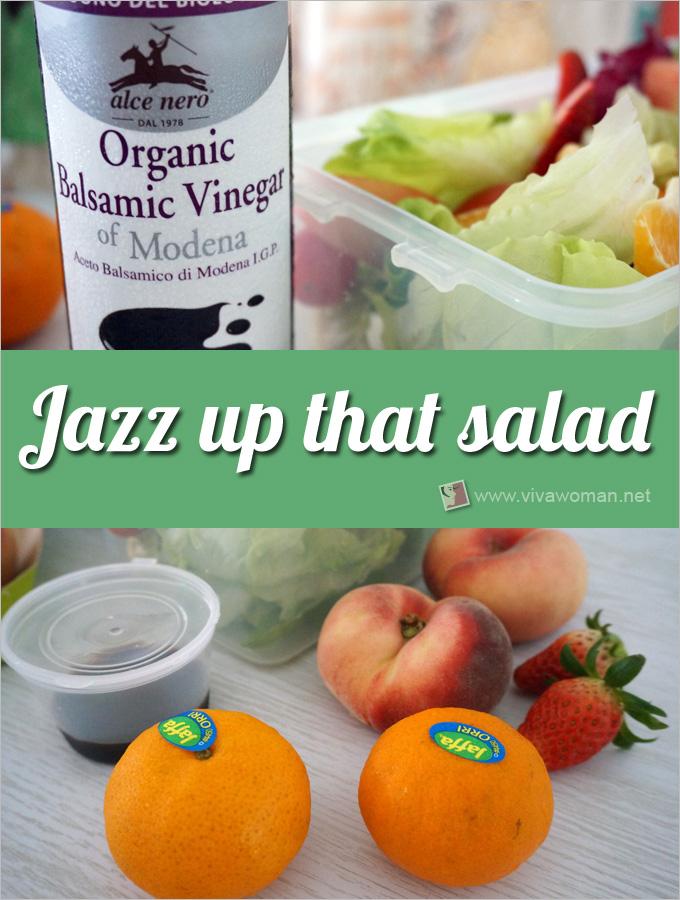 Jazz Up That Salad