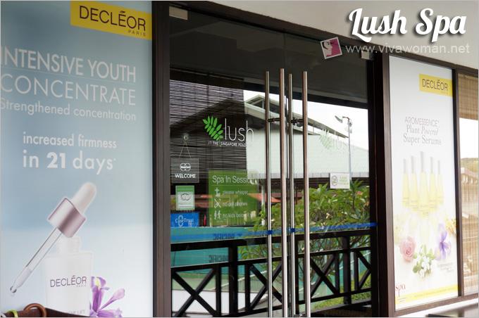Lush Spa At Singapore Polo Club