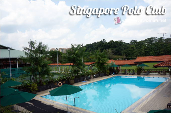 Singapore Polo Club Pool