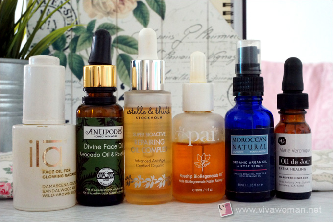 Best-Anti-Aging Facial Oils