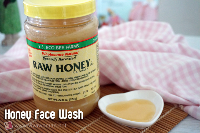 Honey Face Wash For Morning