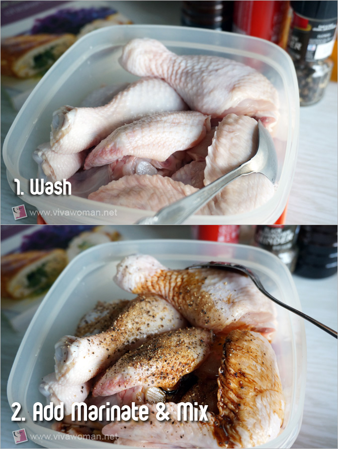 How To Marinate Chicken Wings