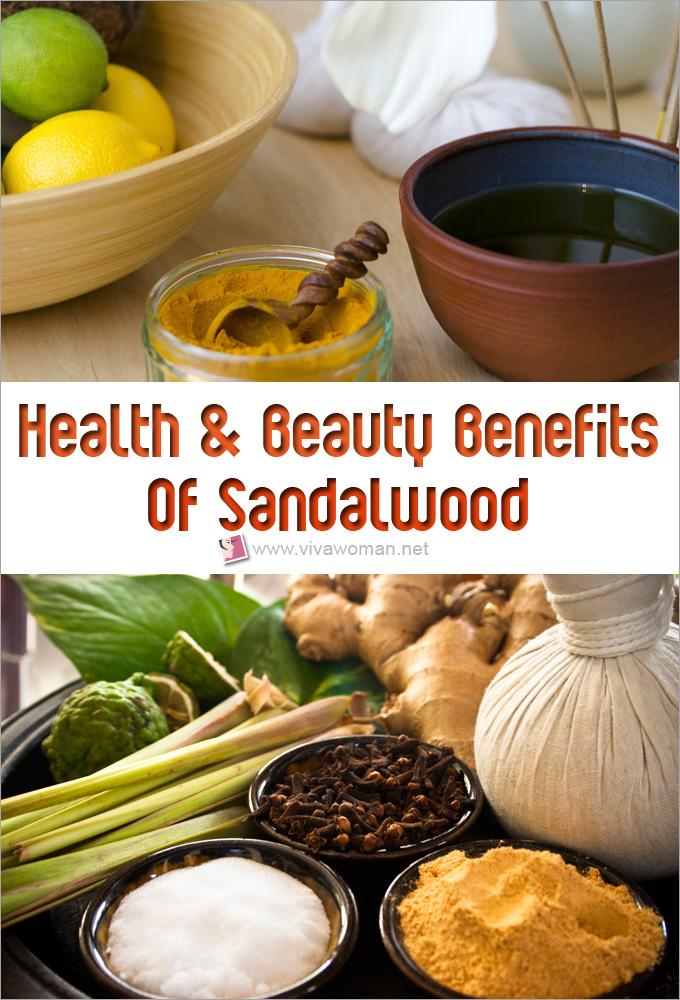 Health & Beauty Benefits Of Sandalwood