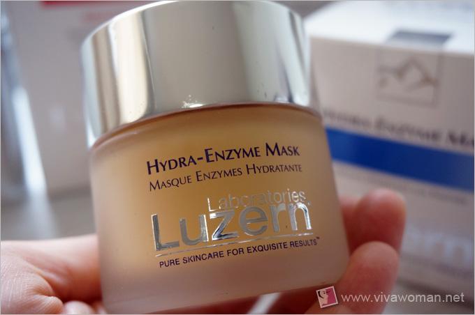 Luzern Hydra Enzyme Mask