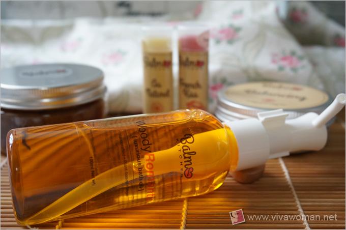 Balm Kitchen Bath Oils