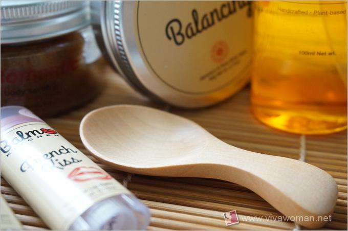 Balm Kitchen Wooden Spatula