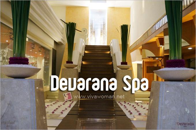 Devarana Spa Bangkok Dusit Thani Hotel