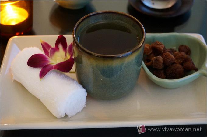 Devarana Spa Tea