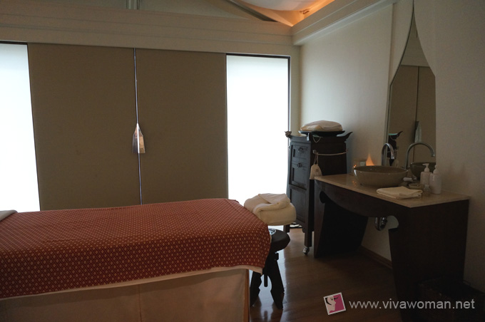 Devarana Spa Treatment Room