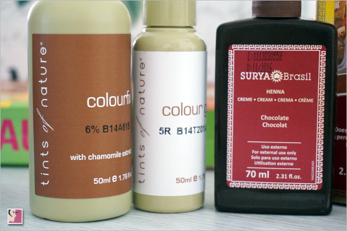 Less Toxic Hair Coloring Kit