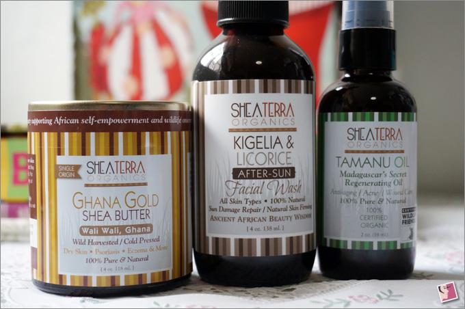 Shea Terra Organics
