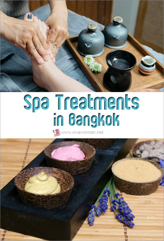 Spa Treatments In Bangkok