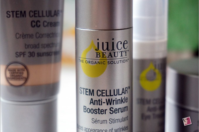 Look More Youthful With Juice Beauty Stem Cellular Anti-Wrinkle Skin Care Collection