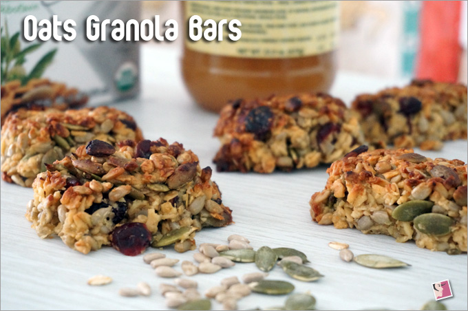 Oats Granola Bars