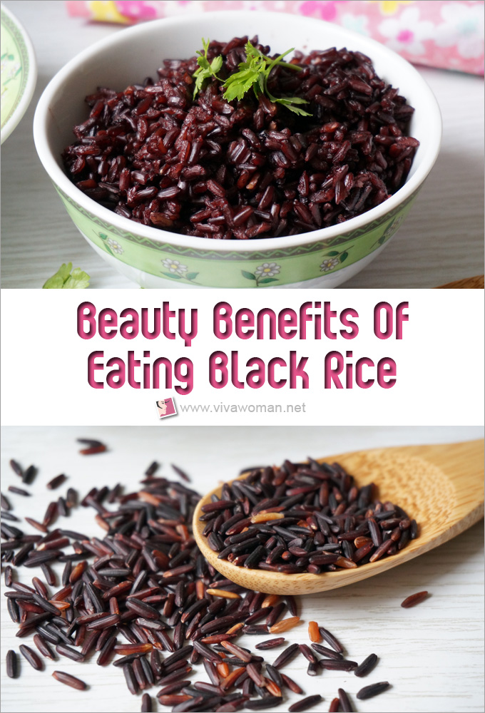 Beauty Benefits Of Eating Black Rice
